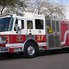 E37 2005 American Lafrance Eagle #531058