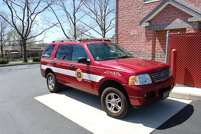 Orangeburg Command 11 2004 Ford Explorer Photo by Chris Tompkins