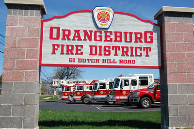 Orangeburg Fire Department