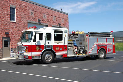 Orangeburg Engine 11-2000 2001 ALF-RD Murray 2000-1000-55 Photo by Chris Tompkins