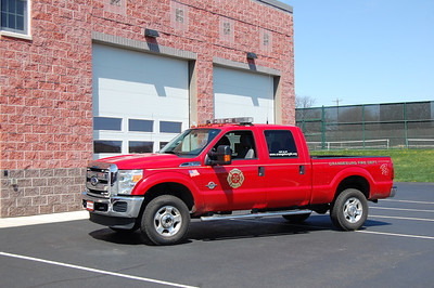 Orangeburg Patrol 11 2011 Ford F250 Photo by Chris Tompkins
