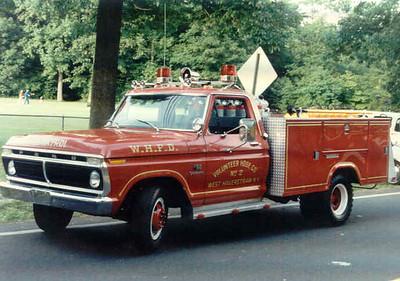West Haverstraw, N Y  23-Patrol (1989)