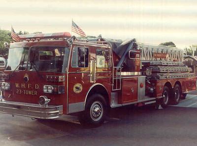 West Havestraw, N Y  23-Tower (1989)