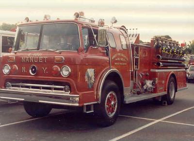 Nanuet, N Y  8-1001 (1989)