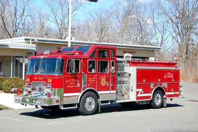 Valley Cottage Engine 22-1501 1995 KME 1500-500 Chris Tompkins