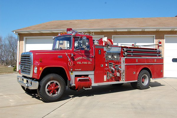 Salem County Apparatus