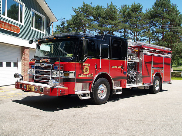Upper Saddle River, NJ - Engine 1232