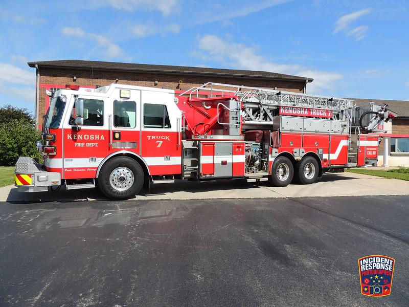 Kenosha Fire Dept. Ladder Truck 7