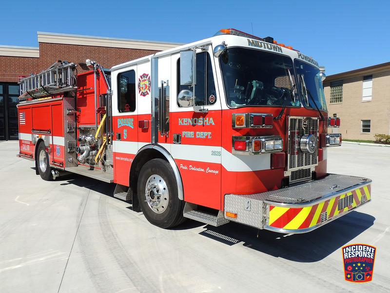 Kenosha Fire Dept. Engine 5