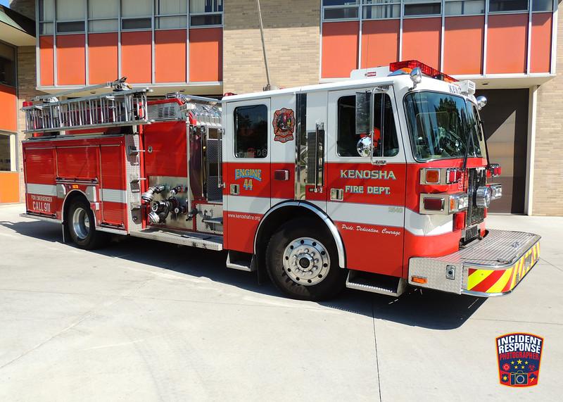 Kenosha Fire Dept. Engine 44 (reserve)