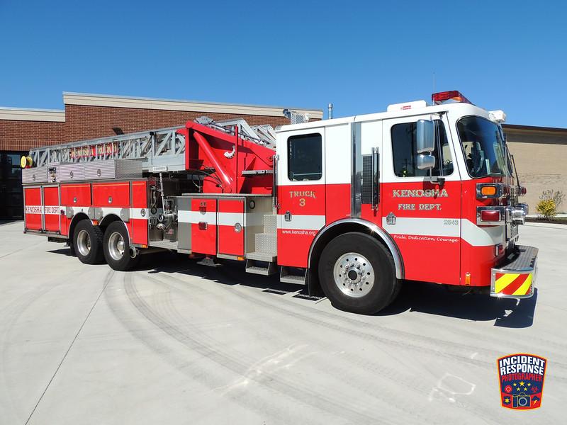 Kenosha Fire Dept. Ladder Truck 3