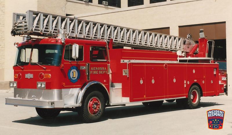 Kenosha Fire Dept. Ladder Truck 1