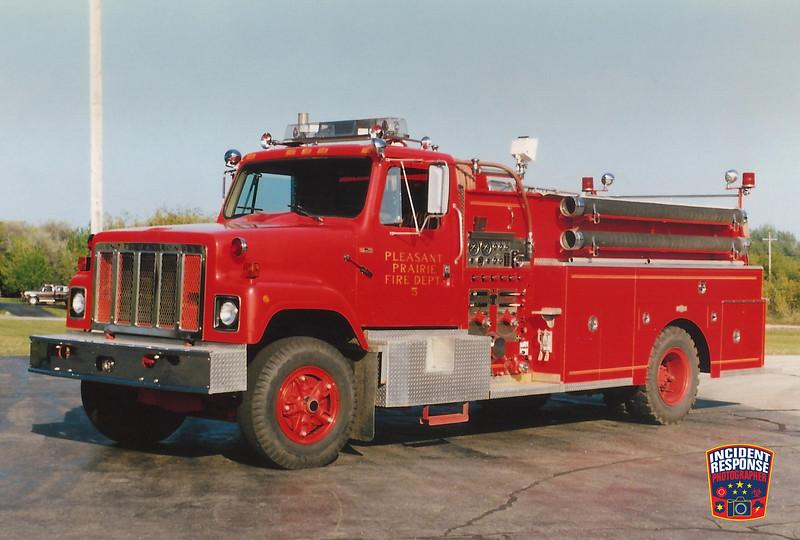 Pleasant Prairie Fire Dept. Engine 5