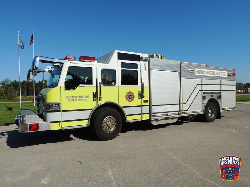South Shore Fire Dept. Engine 9