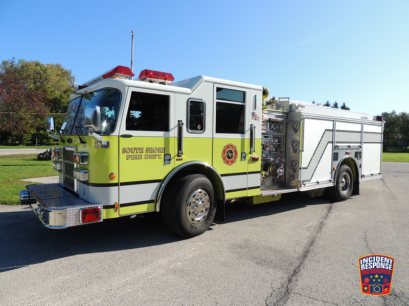 South Shore Fire Dept. Engine 10