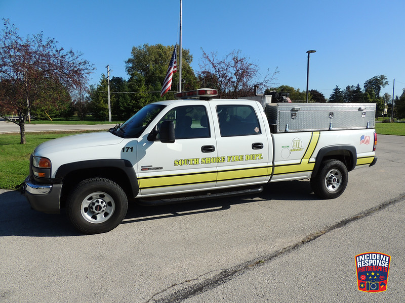 South Shore Fire Dept. Brush Truck 171