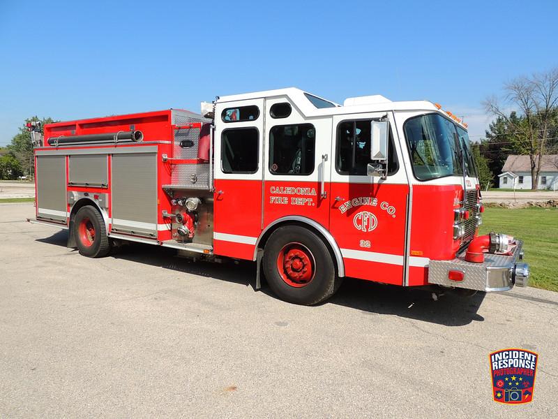 Caledonia Fire Dept. Engine 32 (reserve)