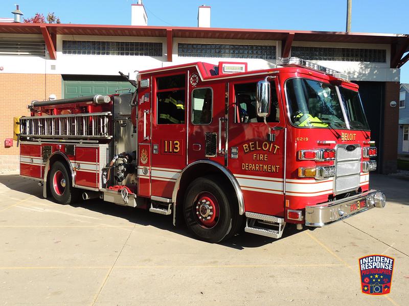 Beloit Fire Dept. Engine 113