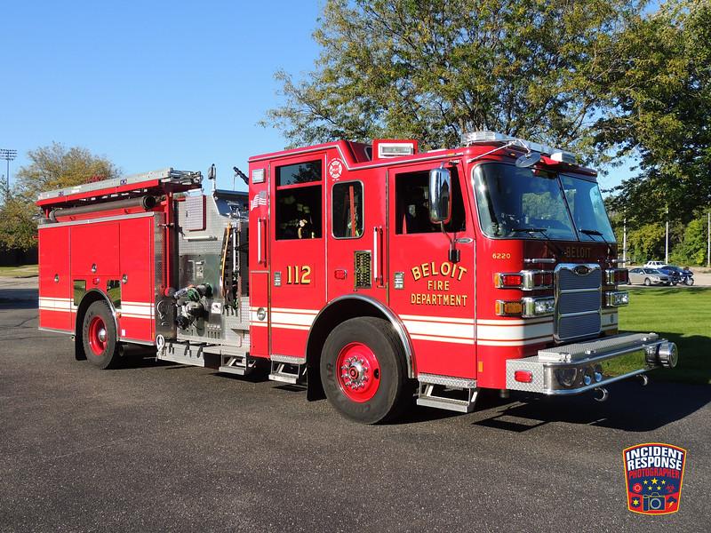 Beloit Fire Dept. Engine 112