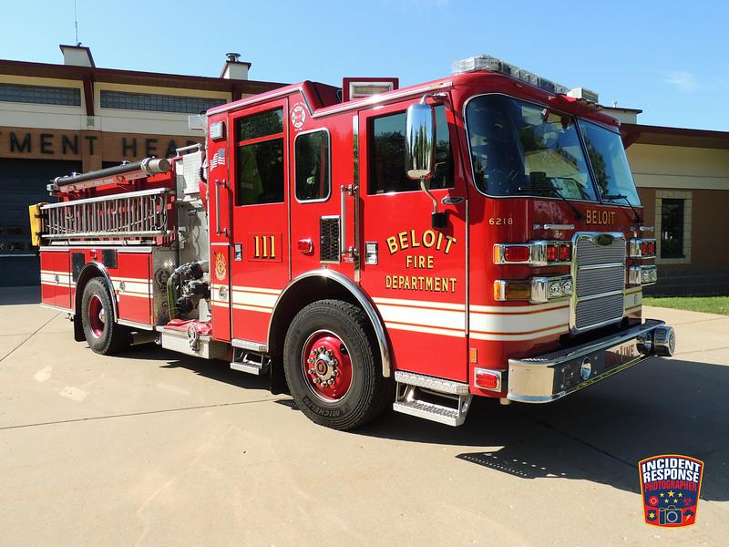Beloit Fire Dept. Engine 111