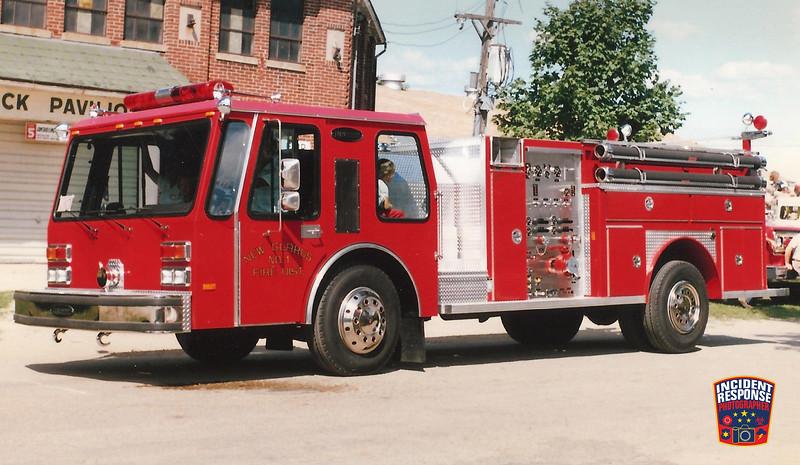 New Glarius Fire Dept. Engine 1