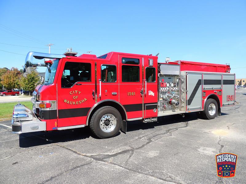 Waukesha Fire Dept. Engine 1561
