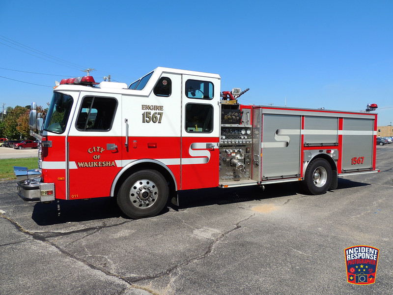 Waukesha Fire Dept. Engine 1567 (reserve)