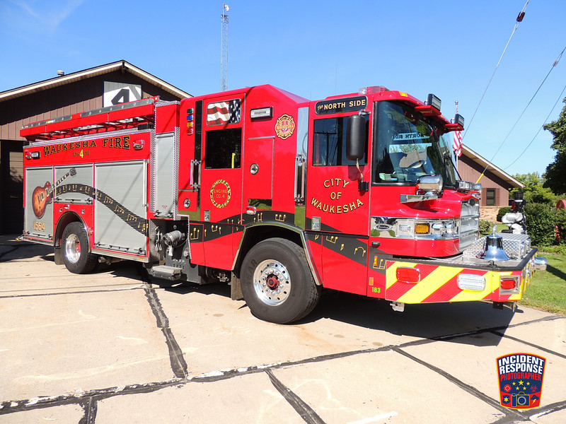 Waukesha Fire Dept. Engine 1564