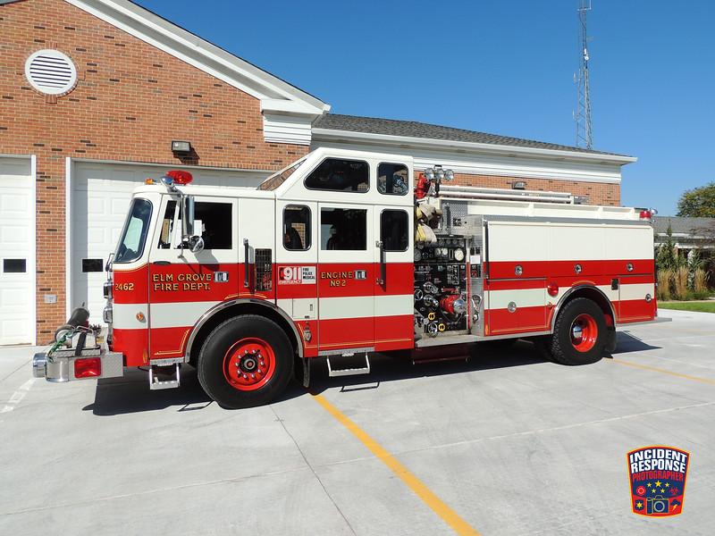 Elm Grove Fire Dept. Engine 2462