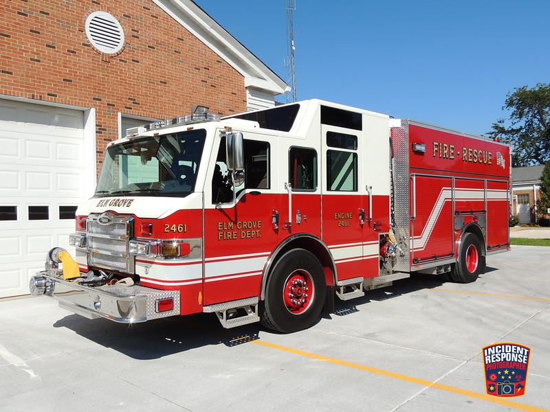 Elm Grove Fire Dept. Engine 2461
