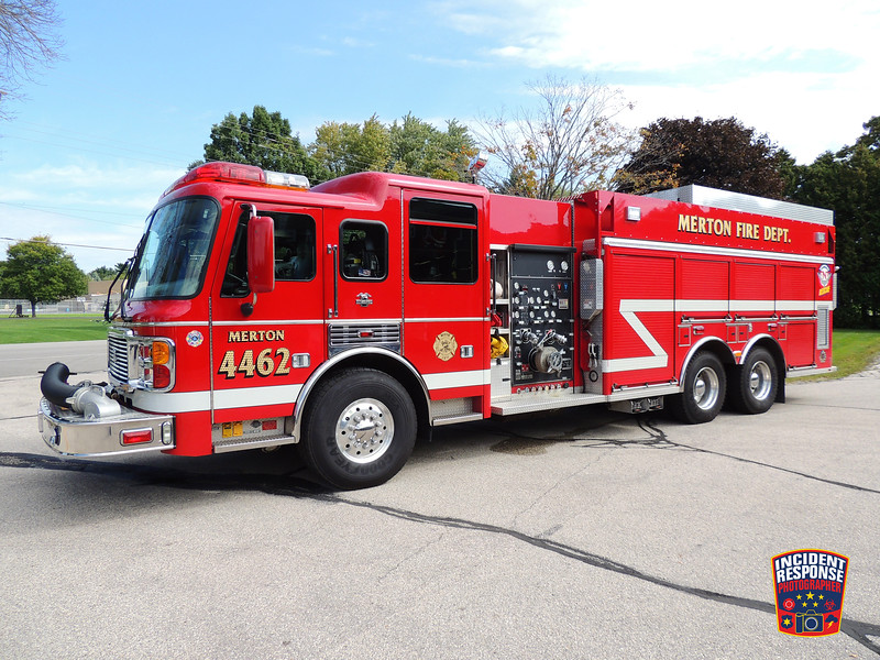 Merton Fire Dept. Engine 4462