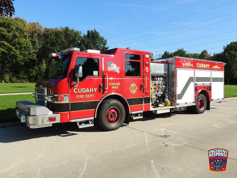 Cudahy Fire Dept. Engine 1462
