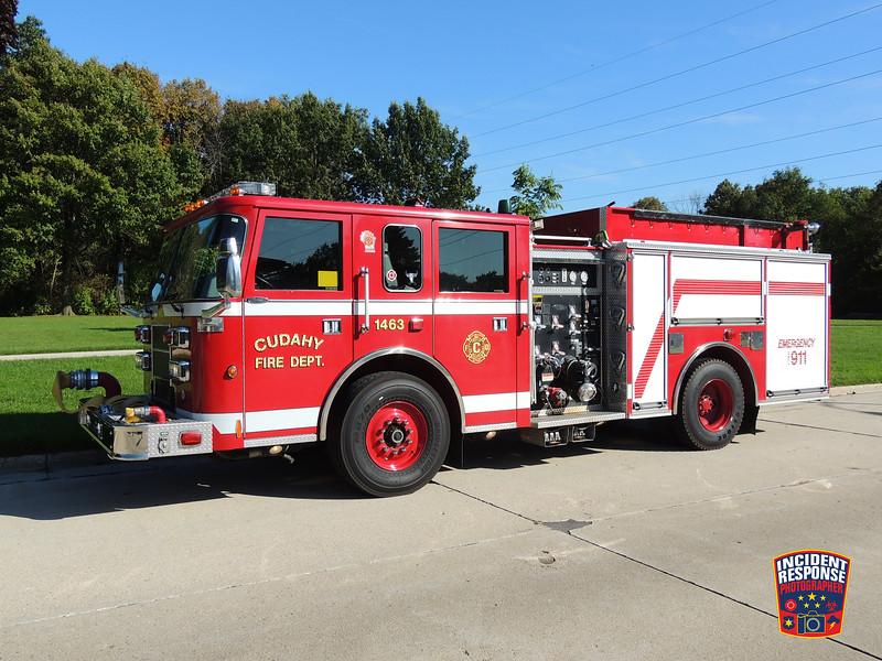 Cudahy Fire Dept. Engine 1463