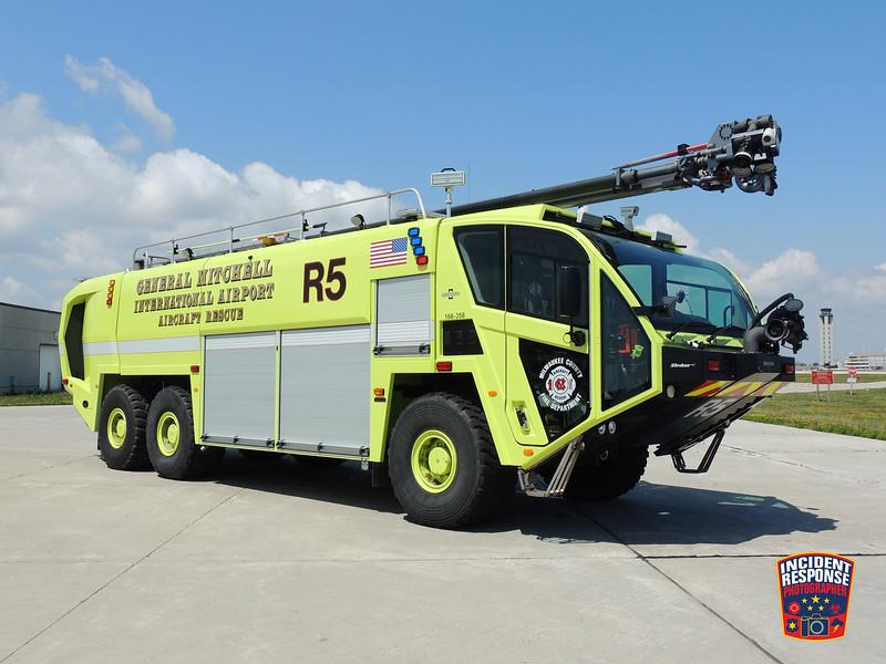 Milwaukee Mitchell International Airport ARFF Rescue 5