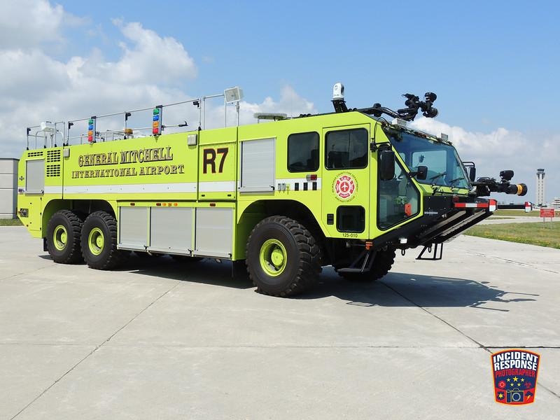 Milwaukee Mitchell International Airport ARFF Rescue 7