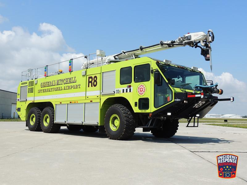 Milwaukee Mitchell International Airport ARFF Rescue 8