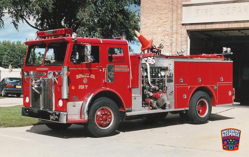 Milwaukee Fire Dept. Engine 7