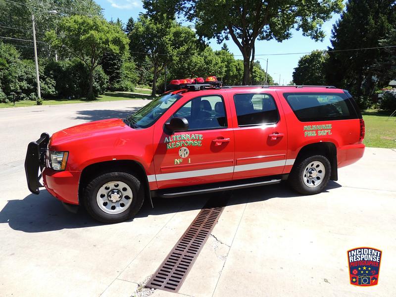 Milwaukee Fire Dept. ARV 1