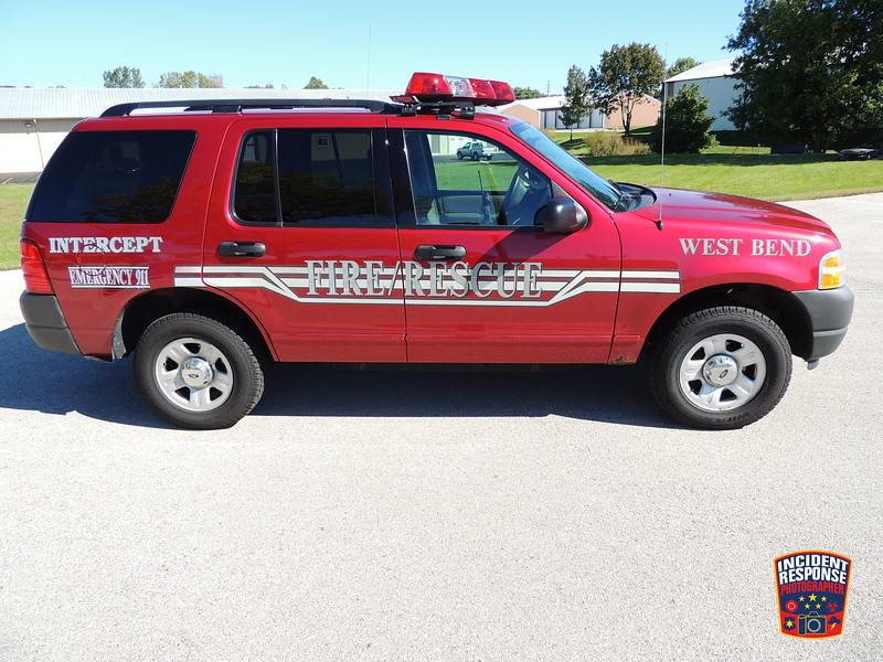 West Bend Fire Dept. Paramedic Intercept Unit