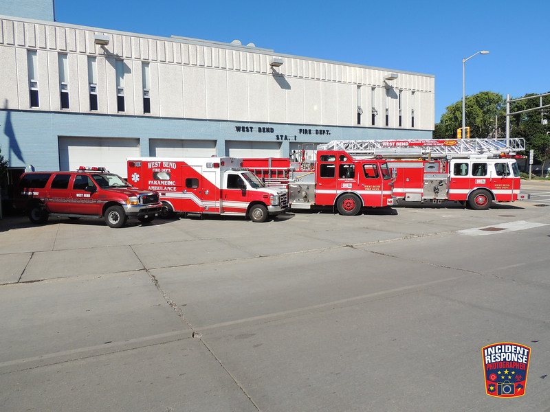 West Bend Fire Department Apparatus