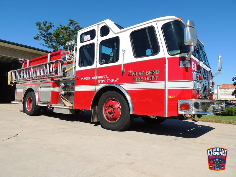 West Bend Fire Dept. Engine 3