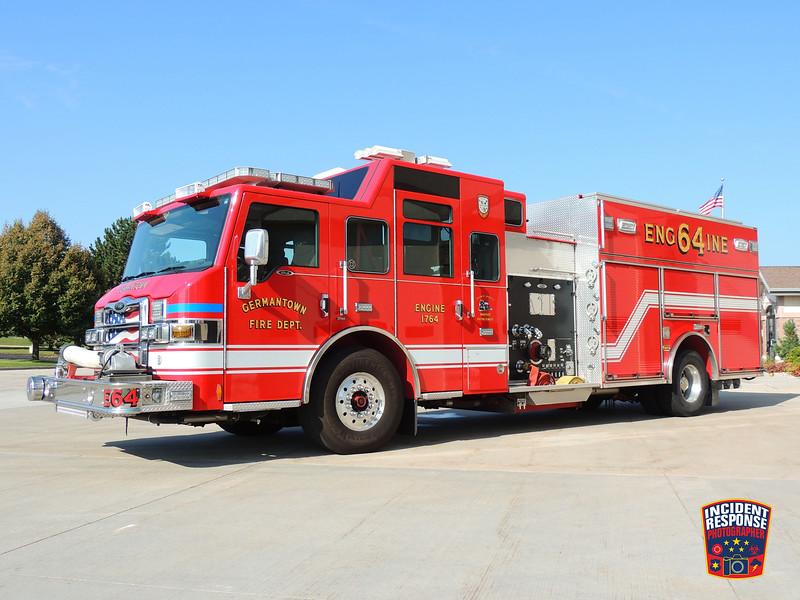 Germantown Fire Dept. Engine 1764