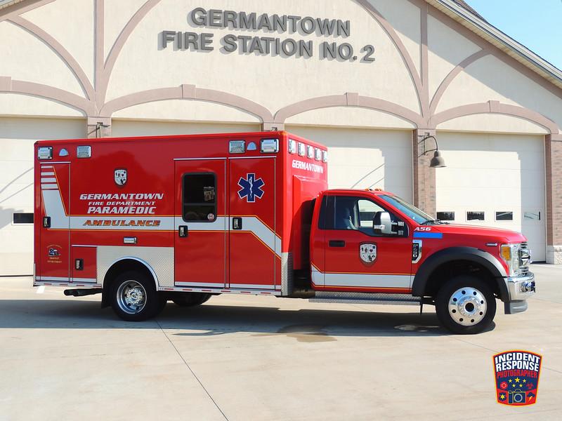 Germantown Fire Dept. Ambulance 1756