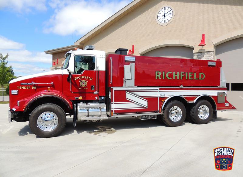 Richfield Fire Dept. Tender 1990