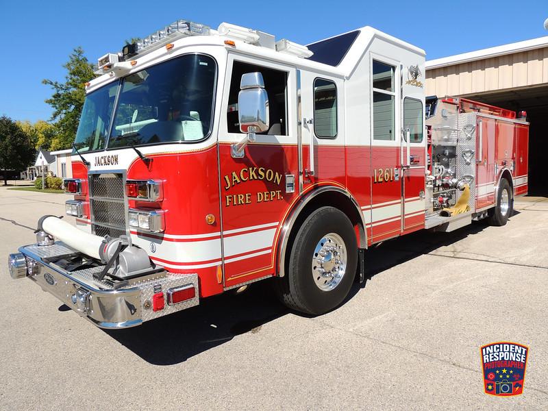 Jackson Fire Dept. Engine 1261