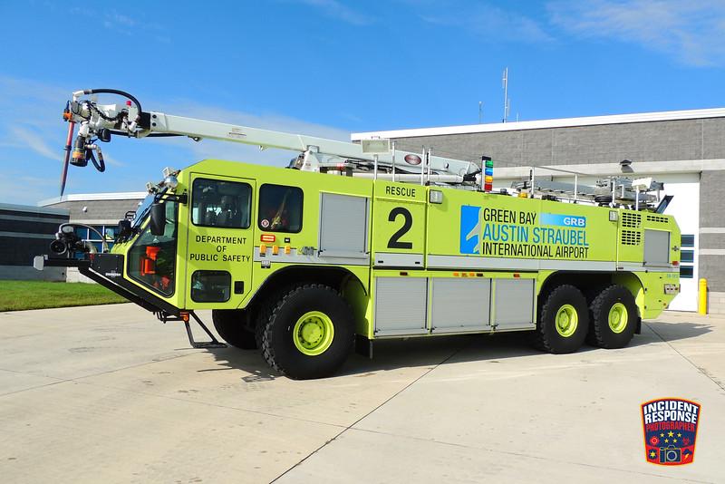 Austin Straubel International Airport ARFF 2