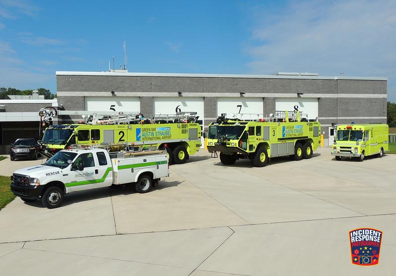 Austin Straubel International Airport Public Safety