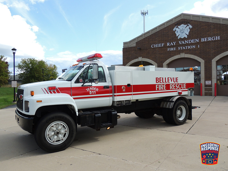 Bellevue Fire Dept. Tender 511