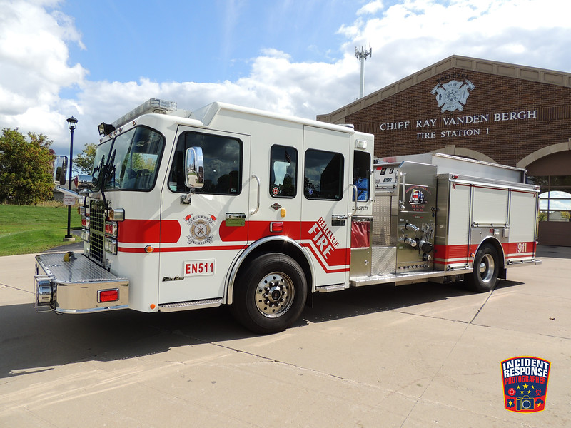 Bellevue Fire Dept. Engine 511