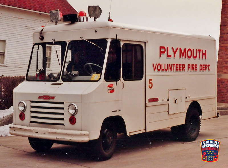 Plymouth Fire Dept. Squad 5